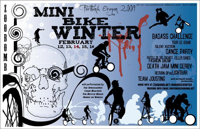 Zoobomb : Mini Bike Winter