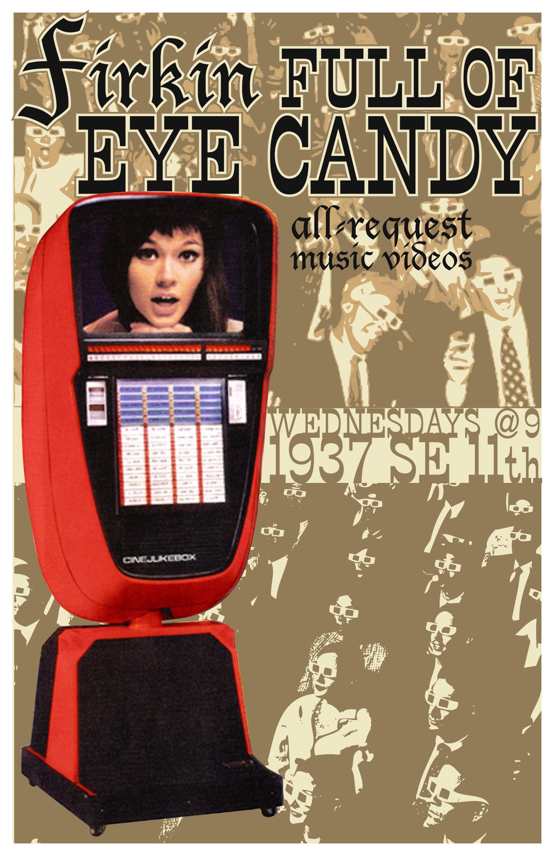 Eye Candy @ Firkin Tavern